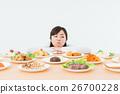 飲食 夫人 女士 26700228
