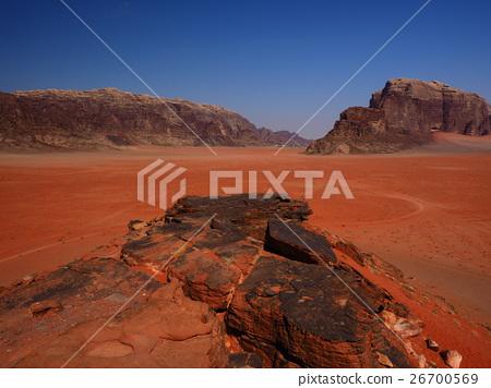 約旦 月亮峽谷 26700569