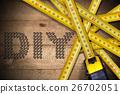 Diy Symbol and Tape Measures 26702051
