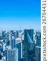 東京·城市景觀 26704431