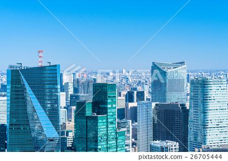Tokyo · Urban landscape 26705444