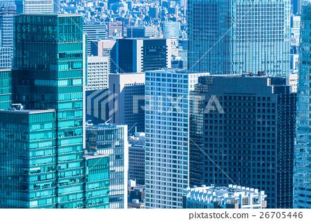 Tokyo · Urban landscape 26705446