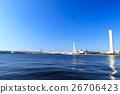 ท้องฟ้าเป็นสีฟ้า,มหาสมุทร,หอคอย 26706423