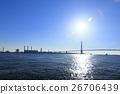 blue sky tsurumi 26706439