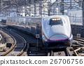 tohoku shinkansen, bullet train, shinkansen 26706756