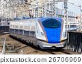 hokuriku shinkansen, bullet train, shinkansen 26706969