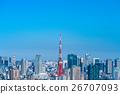 東京·城市景觀 26707093