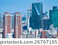東京·城市景觀 26707105