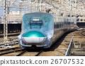 tohoku shinkansen, e5 series, bullet train 26707532