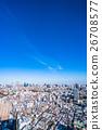 東京·城市景觀 26708577