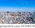 東京·城市景觀 26708578