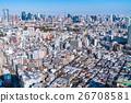 東京·城市景觀 26708581