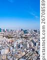 東京·城市景觀 26708589