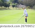 高爾夫 女性 女 26709652