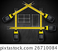 House Project - Tape Measures Tools 26710084
