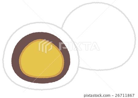 和果子 日本糖果 日式甜点 26711867