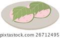 和果子 日本糖果 日式甜点 26712495