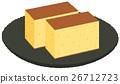 과자 카스테라 26712723