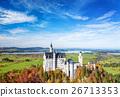 新天鵝堡 德國 里程碑 26713353
