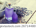 bottle, essential, lavender 26714480