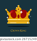 crown king vector 26715249