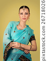 beautiful indian woman 26718026
