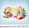 向量 向量圖 聖誕節 26718370