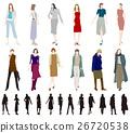 패션, 복장, 여성 26720538
