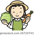 農業 農作 農事 26720743