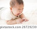 6 개월 소년의 아기 26729230