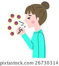 Women who cough 26730314