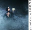 Halloween concept 26740778