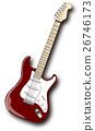 電子吉他 吉他 弦樂器 26746173