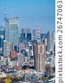 東京·城市景觀 26747063