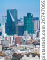 東京·城市景觀 26747065
