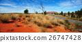 Uluru Road to Red rock of Alice Spring, Yulara 26747428