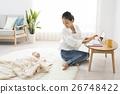 兒童飼養圖像 26748422