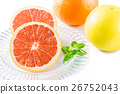 grapefruit, grapefruits, pink grapefruit 26752043