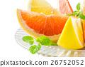 grapefruit, grapefruits, fruit 26752052