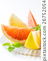 grapefruit, grapefruits, pink grapefruit 26752054