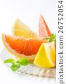 grapefruit, grapefruits, fruit 26752054