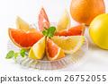 grapefruit, grapefruits, fruit 26752055