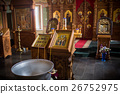 altar close-up. Interior Of Orthodox Church In 26752975