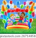 Bouncy Castle Fun 26754858