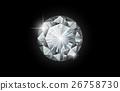 diamond background vector 26758730
