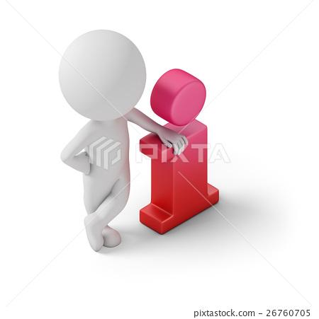 isometric people - info 26760705