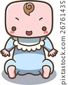 Baby laughing boy 26761435