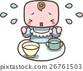 baby, person, baby food 26761503