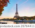city, famous, landscape 26764411