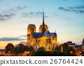 Notre Dame de Paris cathedral 26764424